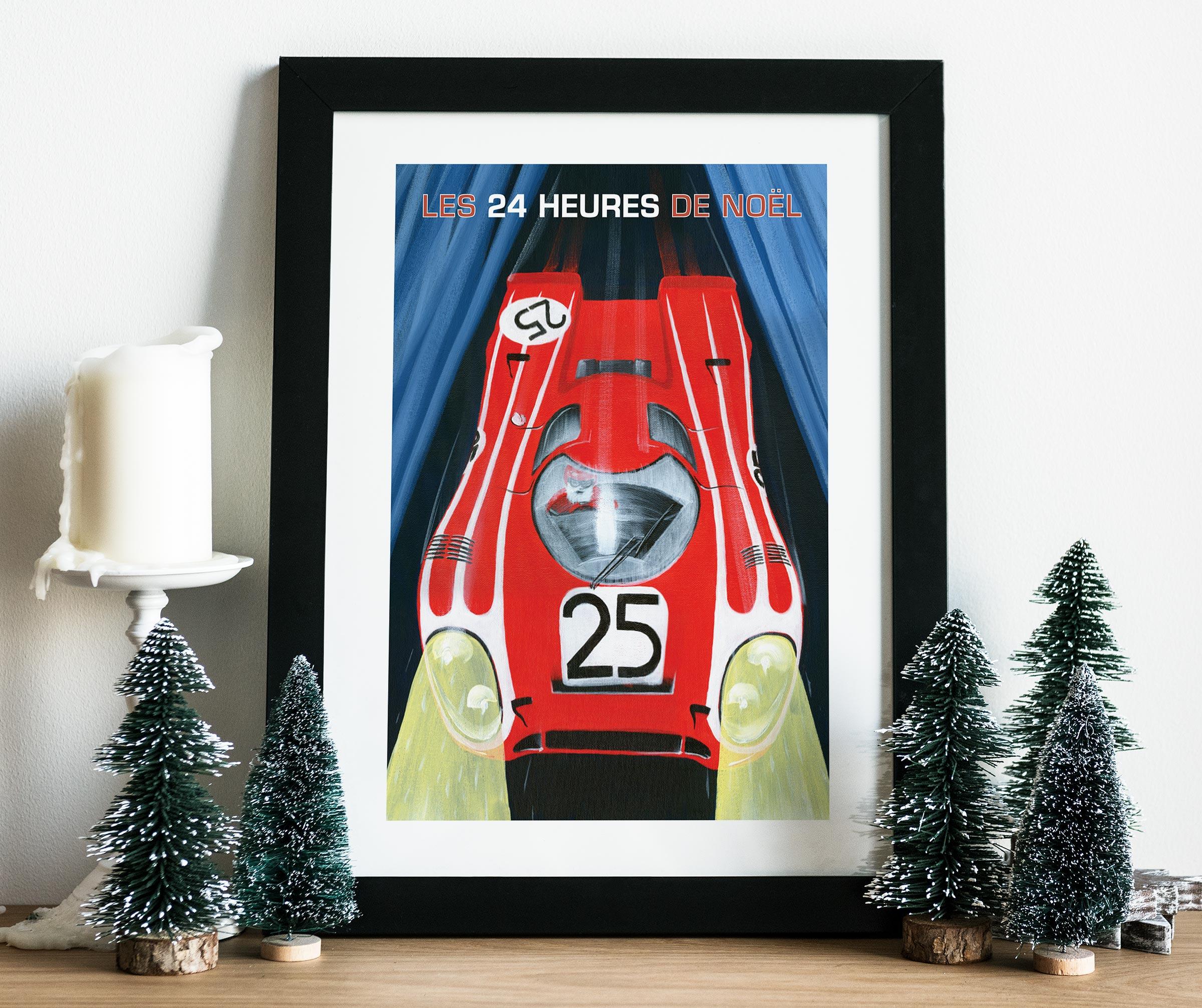 2006 Christmas Poster mockup
